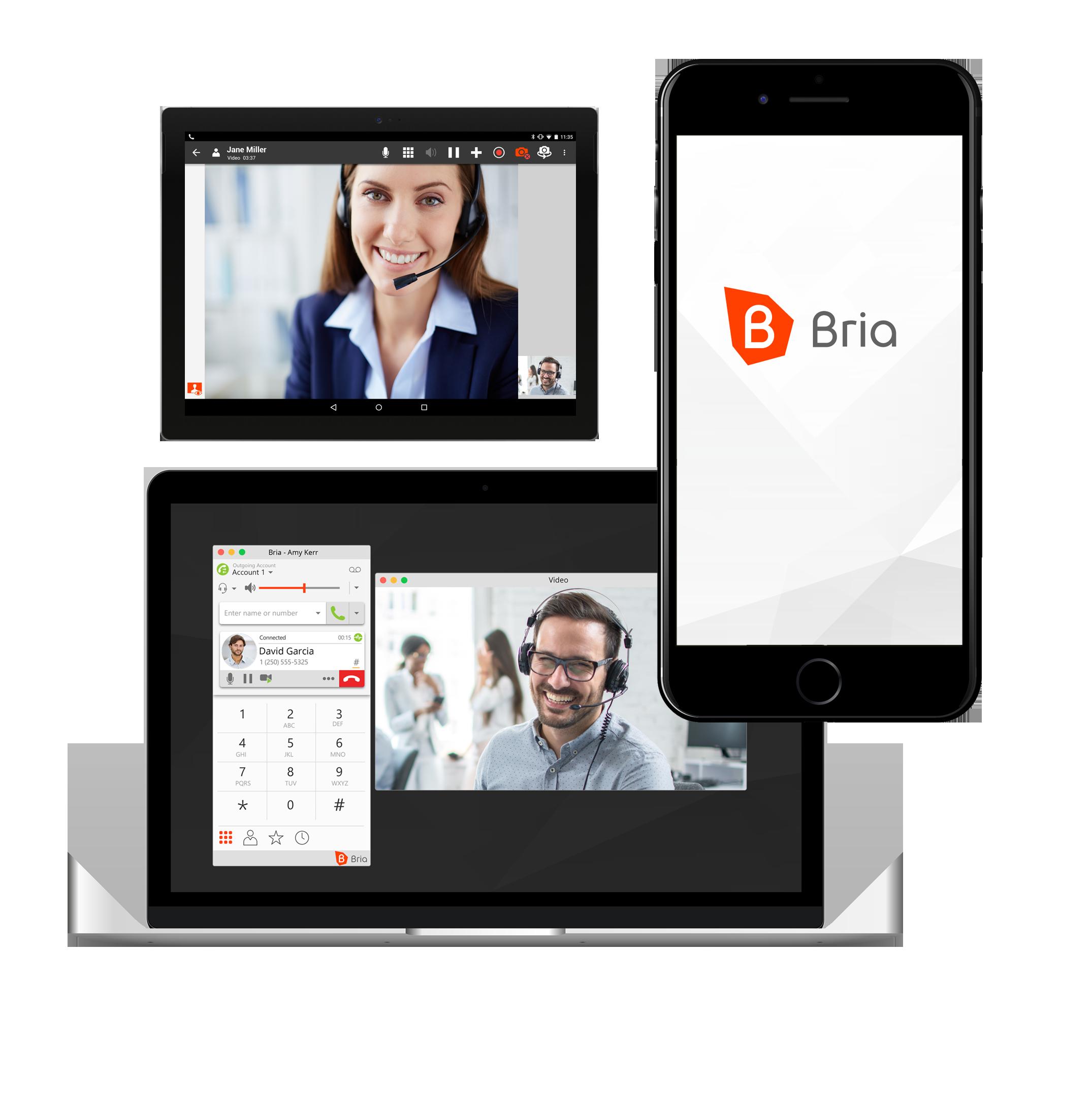 Bria Solo Extends Business-Class Calling-1