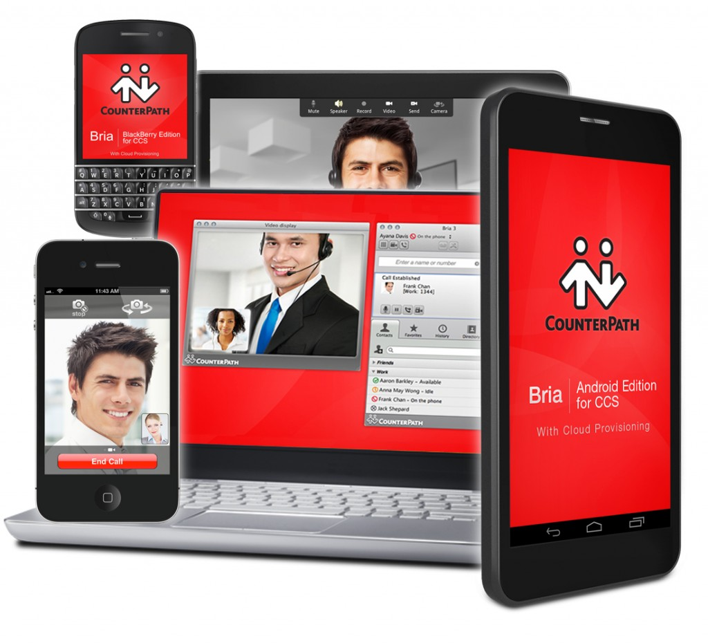 SaaS group - with BlackBerry