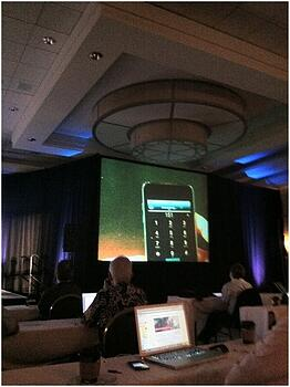 eComm 2011 - iPhone Presentation 1