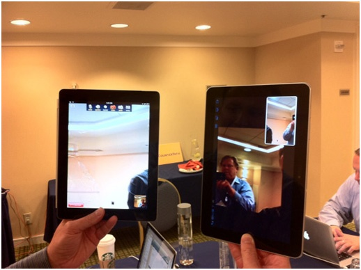 eComm 2011 - iPad Video