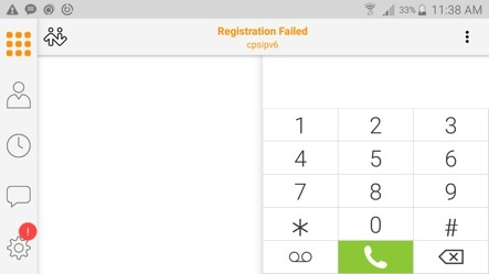 VoIP client