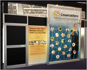 CounterPath at Mobile World Congress 2013