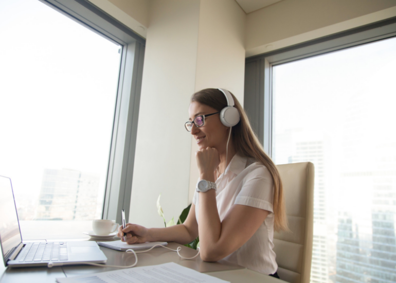 Virtual meetings have gained popularity