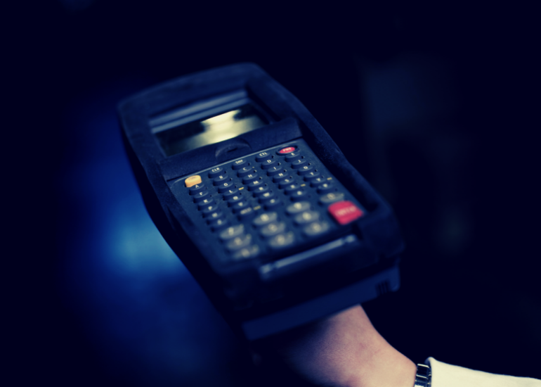 retail-scanning devices