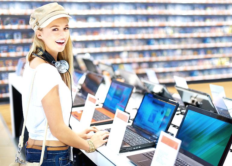 Tech developments in retail