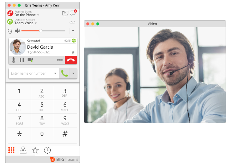 Bria Teams makes video calling easy (1)