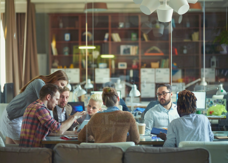 Many SMEs are embracing modern work environments