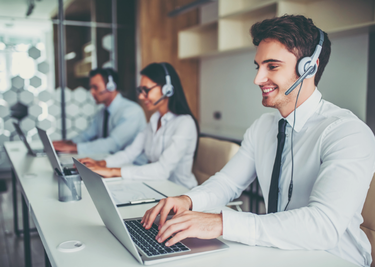 The call center landscape is shifting rapidly