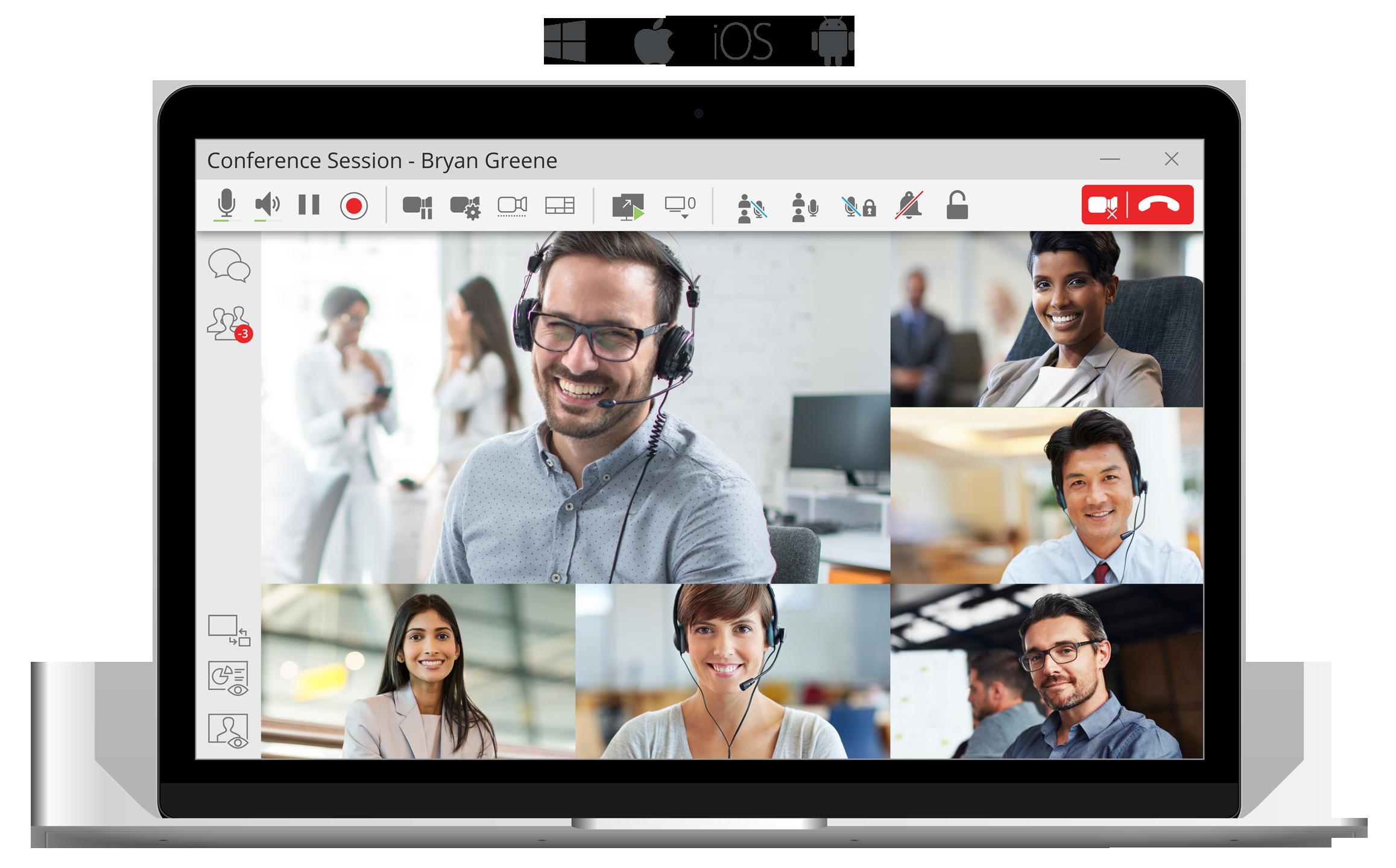 bria-teams-video-conferencing