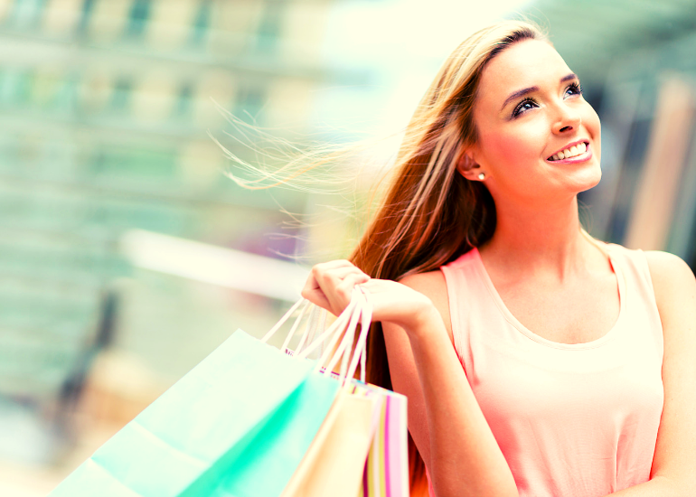 Provide an elevated shopping experience