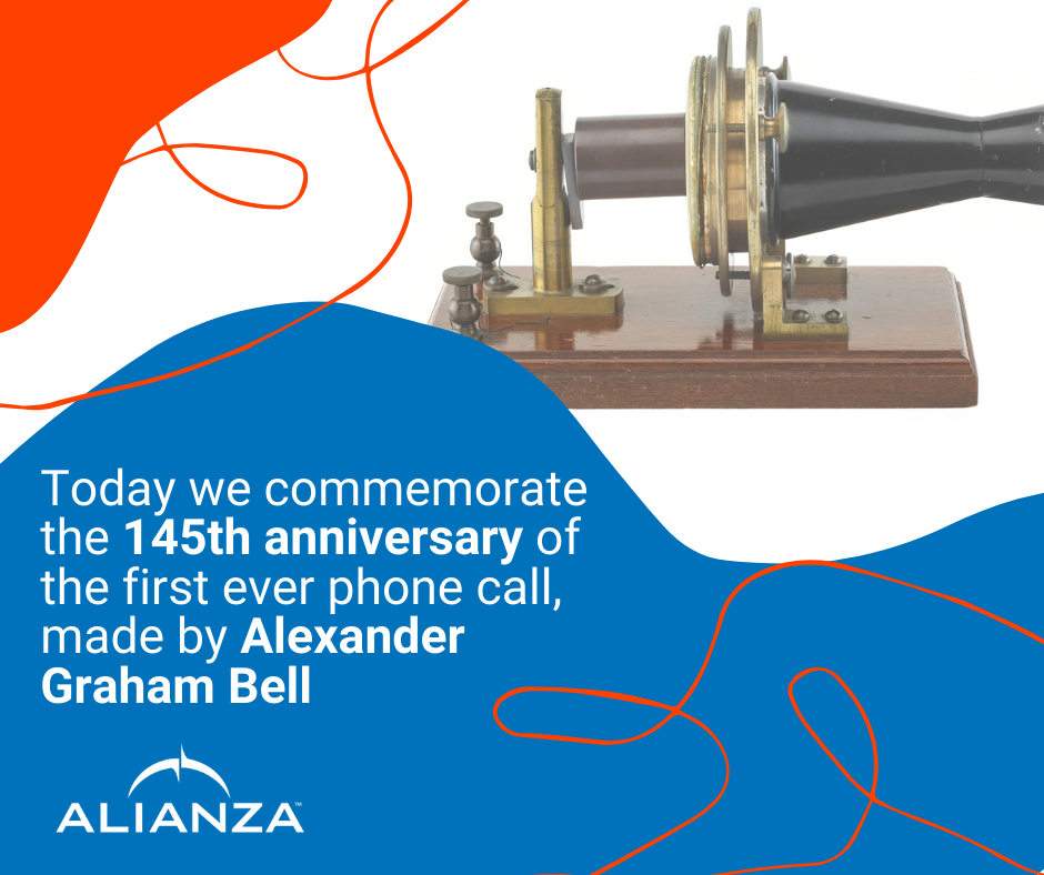 Alexander Graham Bell's First Phone Call Enabled Today's Cloud-Based, Mobile Workforce