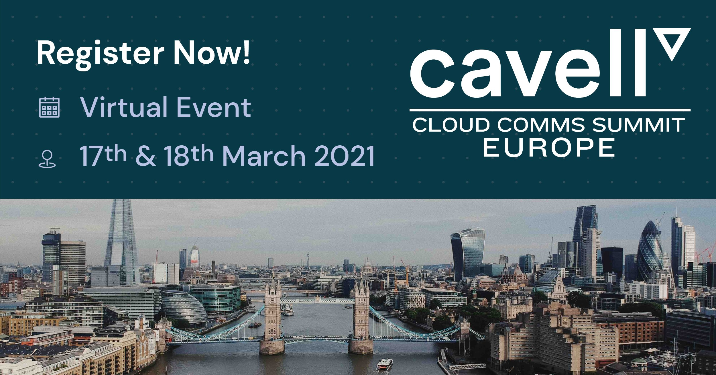 2021 Cloud Comms Summit Europe and the Frontline Worker